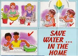 Pictures how to save water for How to conserve water at home